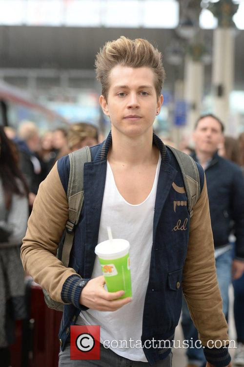 James Mcvey and The Vamps 11