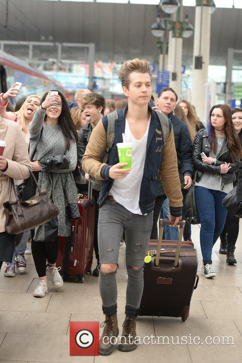 James McVey and The Vamps 13