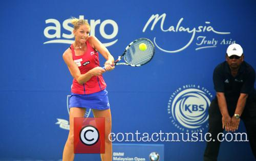 2014 BMW Malaysian Tennis Open