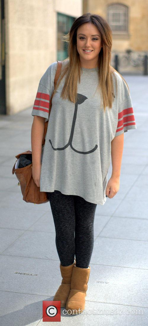 charlotte crosby charlotte crosby arriving at bbc 4159074