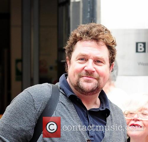 Michael Ball leaving BBC Radio Two, London
