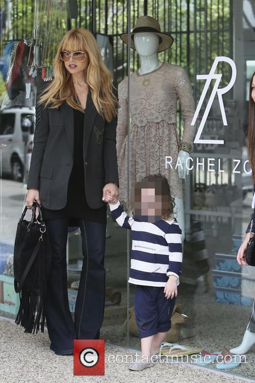 Rachel Zoe and Skyler Berman 6
