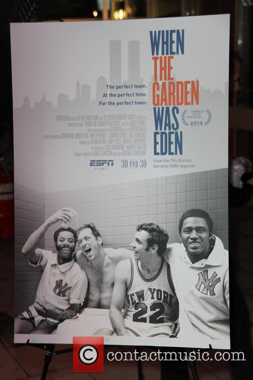 Movie Poster and Of When The Garden Was Eden 3