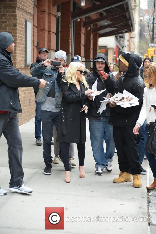 Christina Aguilera 12