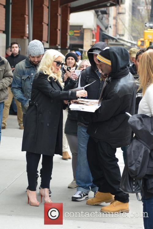 Christina Aguilera 14