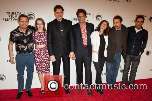 Marisa Tomei, Ivan Martin, Writer Michael Godere, Adam Rapp, Isabelle Mcnally, Bryan Geraphty and Sam Rockwell 3