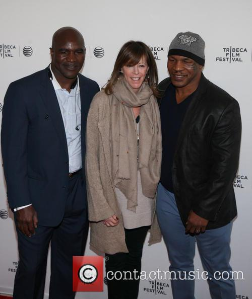 evander holyfield jane rosenthal mike tyson tribeca talks after 4161380