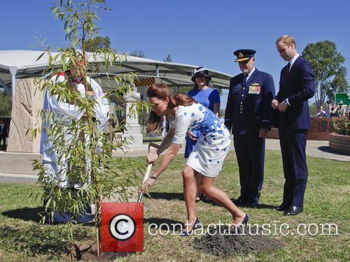Prince William and Catherine Duchess Of Cambridge 1