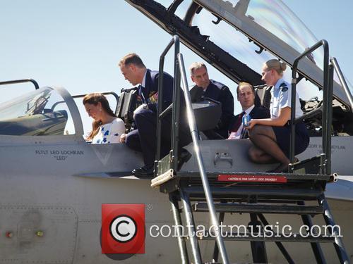 The Duke and Duchess of Cambridge Australia Tour