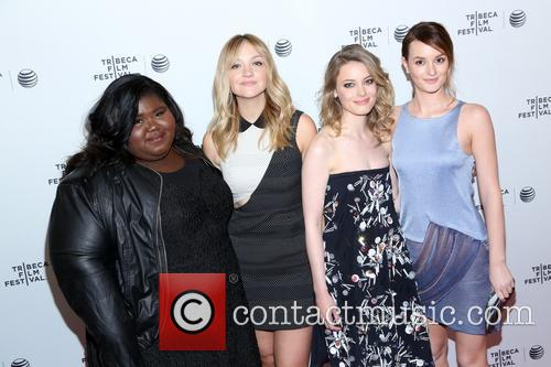 Gabby Sidibe, Abby Elliot, Gillian Jacob and Leighton Meester 3