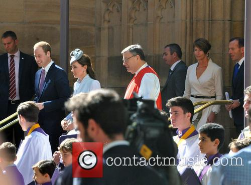Prince William, Catherine and Duchess Of Cambridge 3