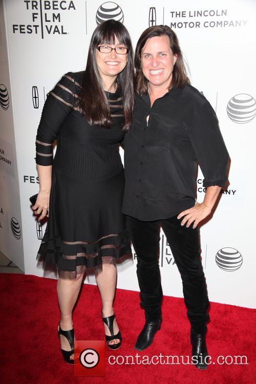 Paula Dupre' Pesmen and Jill Mazursky 5
