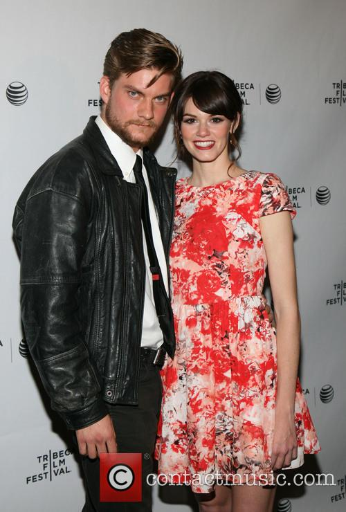 Jake Weary and Rachel Melvin 2