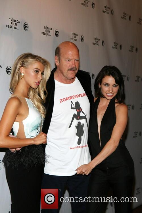 Lexi Atkins, Rex Linn and Cortney Palm 2