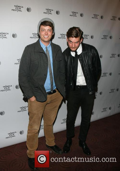 Peter Gilroy and Jake Weary 1