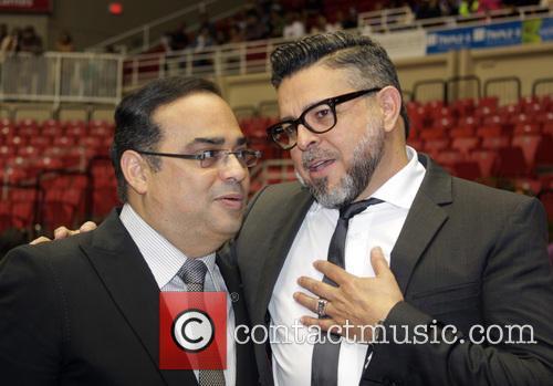 Gilberto Santa Rosa and Luis Enrique
