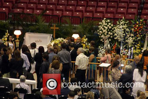 Jose Cheo Feliciano Funeral