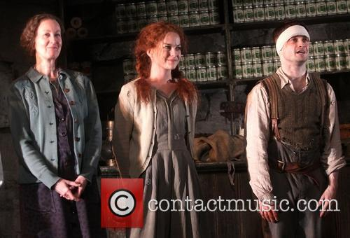 Ingrid Craigie, Sarah Greene and Daniel Radcliffe 2