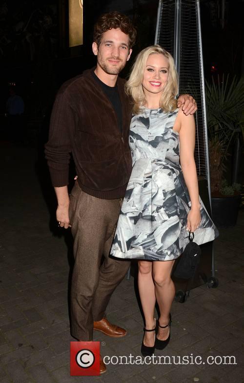 Max Rogers and Kimberly Wyatt 2