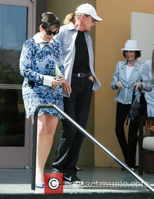Kris Jenner and Bruce Jenner 3