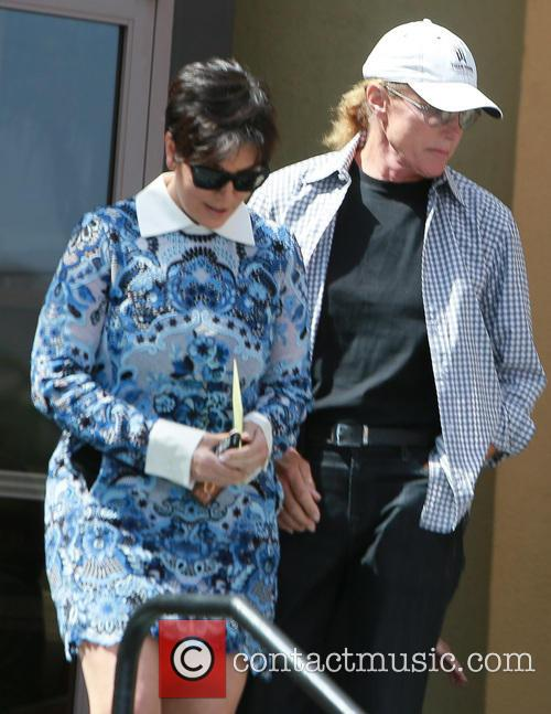 Kris Jenner and Bruce Jenner 1