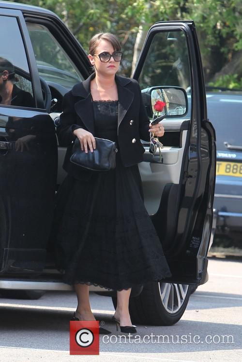 Geldof Funeral
