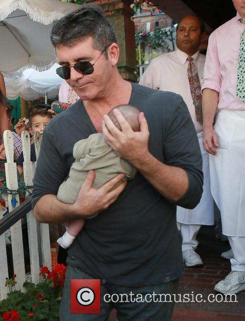 Simon Cowell and Eric Cowell 7