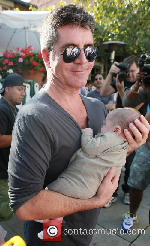 Simon Cowell and Eric Cowell 8