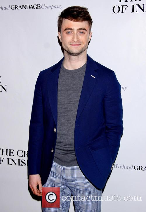 Daniel Radcliffe, Edison Ballroom,