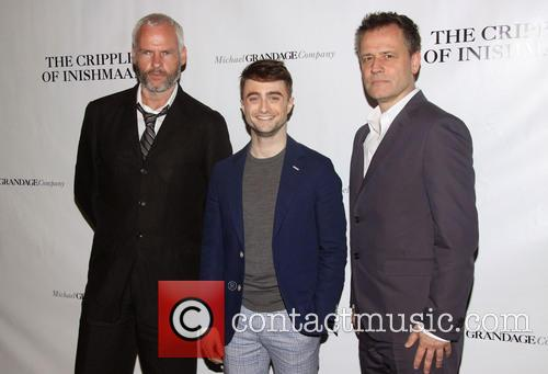 martin mcdonagh daniel radcliffe michael grandage opening night after 4162135