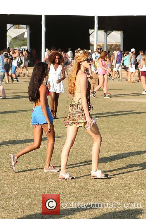 Bella Thorne, Coachella