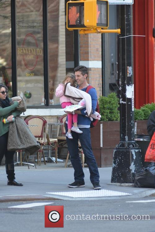 Jason Hoppy Out With Daughter