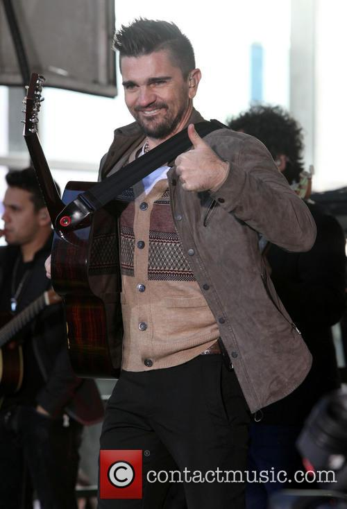 Juanes performs live on 'Today'
