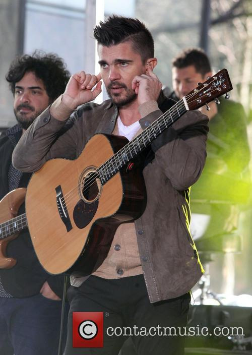 juanes juanes performs live on today 4162403