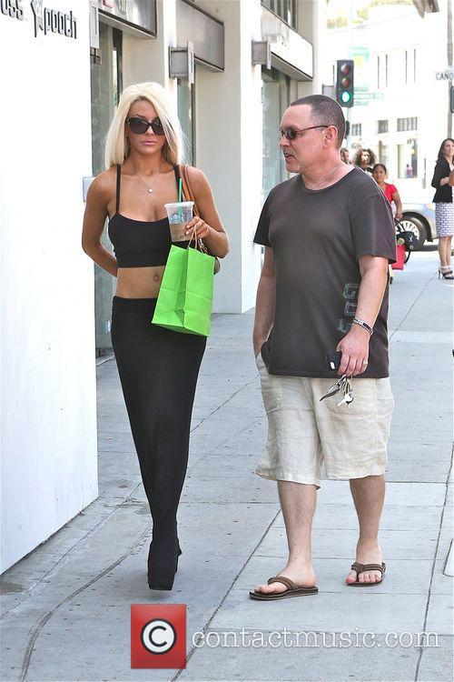 Courtney Stodden and Doug Hutchison 9