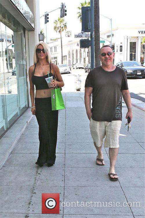 Courtney Stodden and Doug Hutchison 11