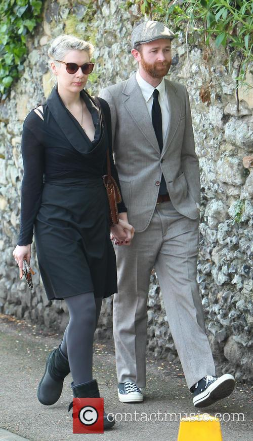 Peaches Geldof and Mourners 6