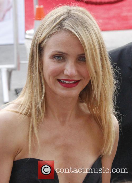 cameron diaz the other woman los angeles 4163427