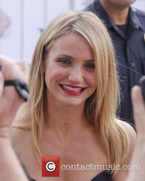 cameron diaz the other woman los angeles 4163432