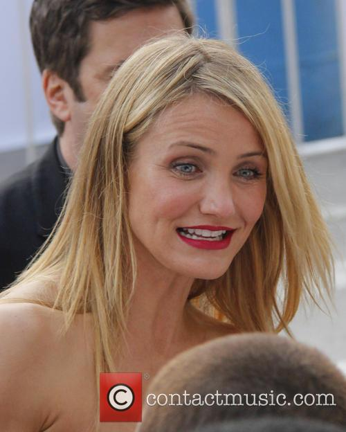 cameron diaz the other woman los angeles 4163438