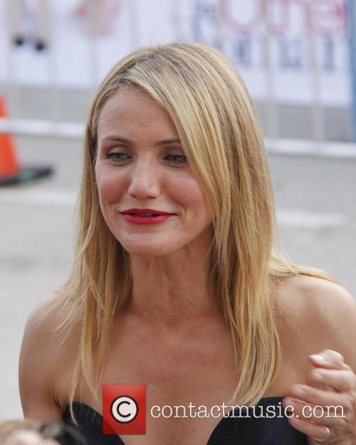 cameron diaz the other woman los angeles 4163446