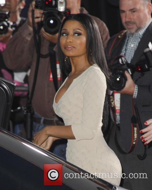 nicky minaj the other woman los angeles 4163448