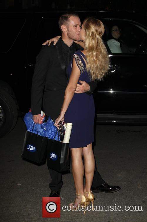 Laura Vandervoort and Oliver Trevena 1