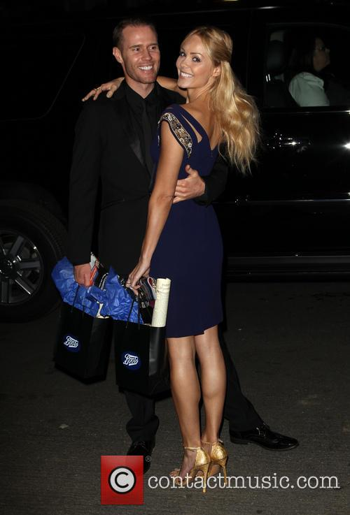 Oliver Trevena and Laura Vandervoort 7