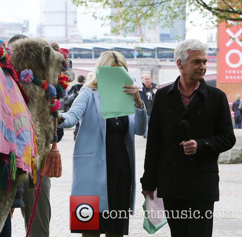 Holly Willoughby and Phillip Schofield 17