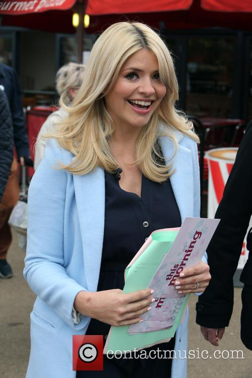Holly Willoughby and Phillip Schofield 26