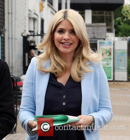 Holly Willoughby and Phillip Schofield 29