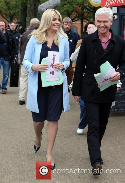 Holly Willoughby and Phillip Schofield 31