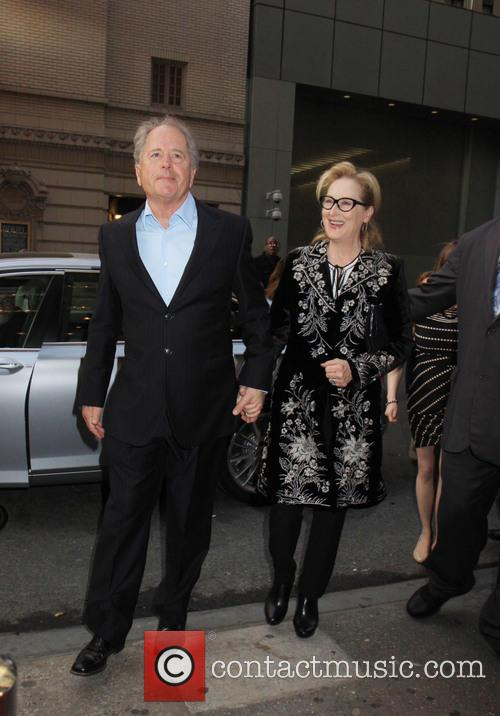 Meryl Streep and Don Gumner 2