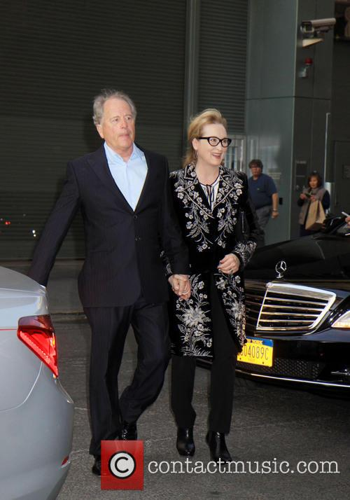 Meryl Streep and Don Gumner 4